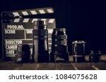 different video making... | Shutterstock . vector #1084075628