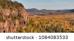 Ouimet Canyon is a Provincial Park in Northern Ontario, Canada