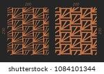 laser cutting interior set....   Shutterstock .eps vector #1084101344