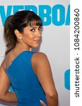 """Small photo of Stephanie Beatriz attends Los Angeles Premiere of """"OVERBOARD"""" at The Regency Village Theatre, Los Angeles, CA on April 30th, 2018"""