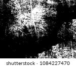 abstract unreal black and white ... | Shutterstock . vector #1084227470