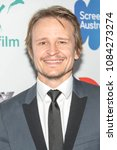 Small photo of Damon Herriman attends 6th Annual Australians in Film Awards Gala at NeueHouse Hollywood, Los Angeles, California on October 18th 2017