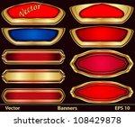 banner | Shutterstock .eps vector #108429878