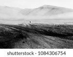 view of castelluccio di norcia  ... | Shutterstock . vector #1084306754