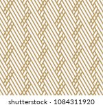 geometric seamless pattern with ...   Shutterstock .eps vector #1084311920