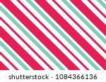 Seamless Pattern. Pink Red...