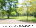 abstract blur city park bokeh... | Shutterstock . vector #1084400510