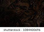 dark brown vector pattern with... | Shutterstock .eps vector #1084400696