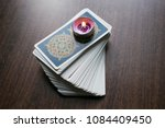 photo cards for fortune telling ... | Shutterstock . vector #1084409450