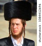 jerusalem israel 26 10 16 ... | Shutterstock . vector #1084412696