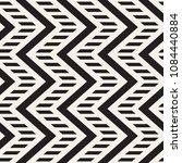 vector seamless zigzag line... | Shutterstock .eps vector #1084440884