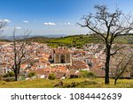 view of the picturesque village ... | Shutterstock . vector #1084442639