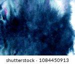 indigo abstract grunge... | Shutterstock . vector #1084450913