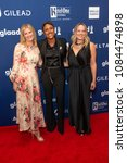 Small photo of New York, NY - May 5, 2018: Sandra Lee, Robin Roberts, Amber Leign attend the 29th Annual GLAAD Media Awards at Hilton Midtown