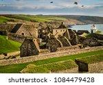 fort kinsale  ireland   Shutterstock . vector #1084479428