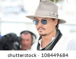 Johnny Depp At The 'pirates Of...