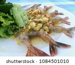 side view of thailand menu that ... | Shutterstock . vector #1084501010