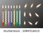 vector 3d realistic different... | Shutterstock .eps vector #1084516013