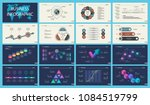 set of analysis or management... | Shutterstock .eps vector #1084519799