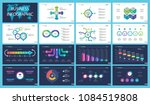 inforgraphic diagram design set ... | Shutterstock .eps vector #1084519808