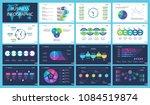 business inforgraphic design... | Shutterstock .eps vector #1084519874