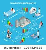 isometric medical... | Shutterstock .eps vector #1084524893