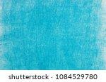 Art Blue Color Pastel Crayon...