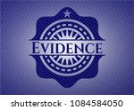 evidence with jean... | Shutterstock .eps vector #1084584050
