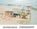 Calendar On The Beach Since...