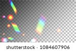 iridescent background.... | Shutterstock .eps vector #1084607906