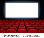 movie premiere event at cine... | Shutterstock .eps vector #1084608563