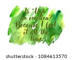 watercolor colorful background... | Shutterstock . vector #1084613570