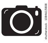 photo camera vector icon   Shutterstock .eps vector #1084615808