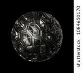 3d render background.... | Shutterstock . vector #1084650170