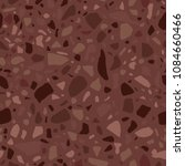 terrazzo seamless pattern. tile ... | Shutterstock .eps vector #1084660466