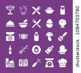 filled food icon set such as...   Shutterstock .eps vector #1084703780