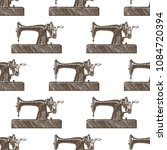 Sewing Machine. Pattern For...