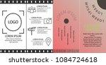 cover advertising in creative... | Shutterstock .eps vector #1084724618