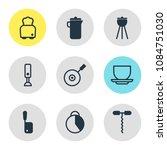 vector illustration of 9... | Shutterstock .eps vector #1084751030