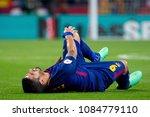 madrid   apr 21  luis suarez... | Shutterstock . vector #1084779110