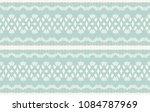 ikat seamless pattern. vector... | Shutterstock .eps vector #1084787969