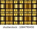 golden luxury seamless pattern...   Shutterstock . vector #1084790450