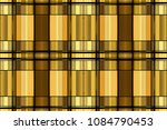 golden luxury seamless pattern... | Shutterstock . vector #1084790453