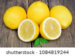 group of ripe whole yellow... | Shutterstock . vector #1084819244