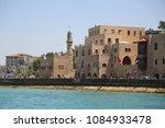 tel aviv   jaffa  israel  ... | Shutterstock . vector #1084933478