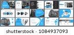 blue  white and black... | Shutterstock .eps vector #1084937093