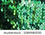 sequins close up macro.... | Shutterstock . vector #1084980530