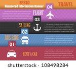 vector background number... | Shutterstock .eps vector #108498284