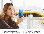 ho chi minh city   vietnam  ... | Shutterstock . vector #1084994906