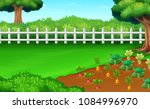 farm fields view in the daylght   Shutterstock .eps vector #1084996970